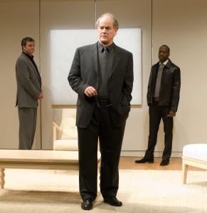 John Procaccino, Francis Guinan and K. Todd Freeman
