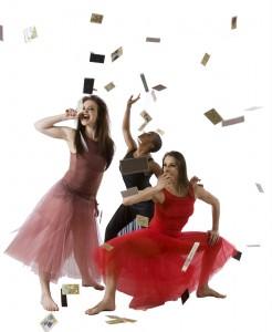 Kirsten Shelton,      Jessica Alejandra Wyatt, Vanessa Valecillos/Photo: Cheryl Mann