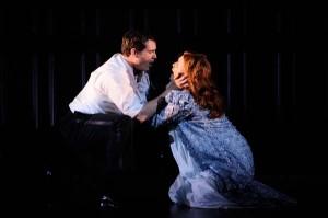 Matthew Worth and Jennifer Johnson/Photo: Liz Lauren