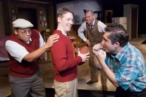 Kevin Hope, Jason Huysman, Chuck Spencer, Greg Caldwell/Photo: Dean la Prairie