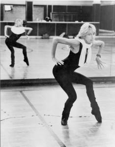Gillian Lynne circa 1981