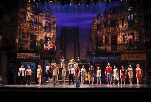 Review In The Heights Broadway In Chicago Newcity Stage