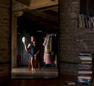 Trans Form - Rebecca Kling - mirror