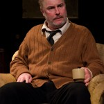 William Petersen in Dublin Carol at Steppenwolf
