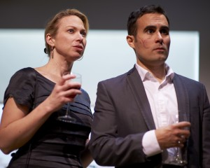 Kendra Thulin,      Michael Salinas/ Photo: Lee Miller