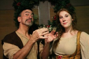 A Very Merry Madrigal at Theo Ubique/Photo by David Heimann