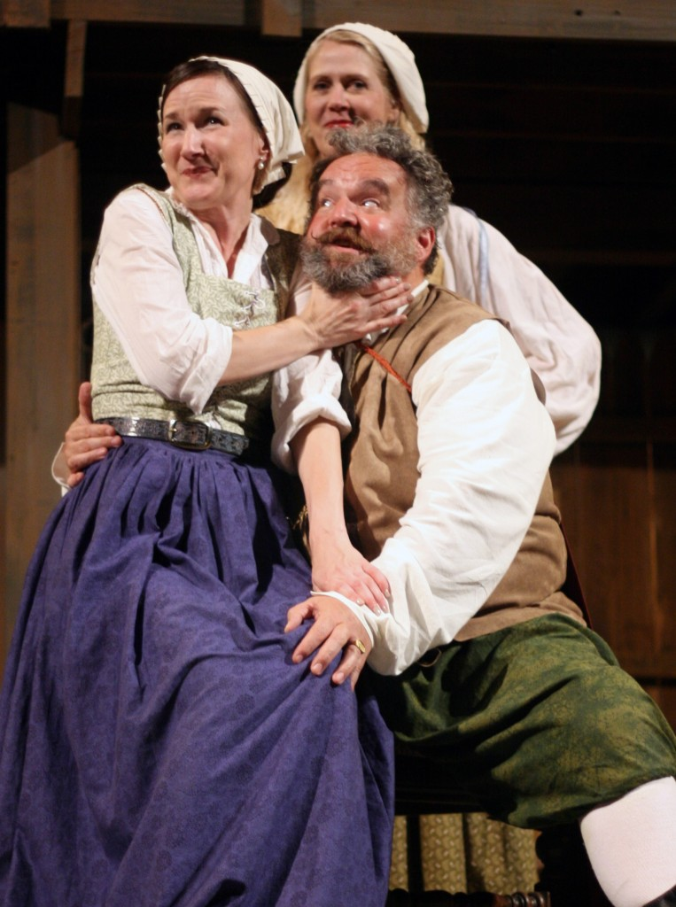 The Merry Wives of Windsor Production Photo E