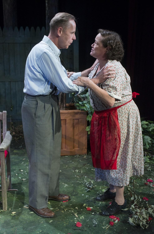 Chuck Spencer and JoAnn Montemurro/Photo: Dean LaPrarie