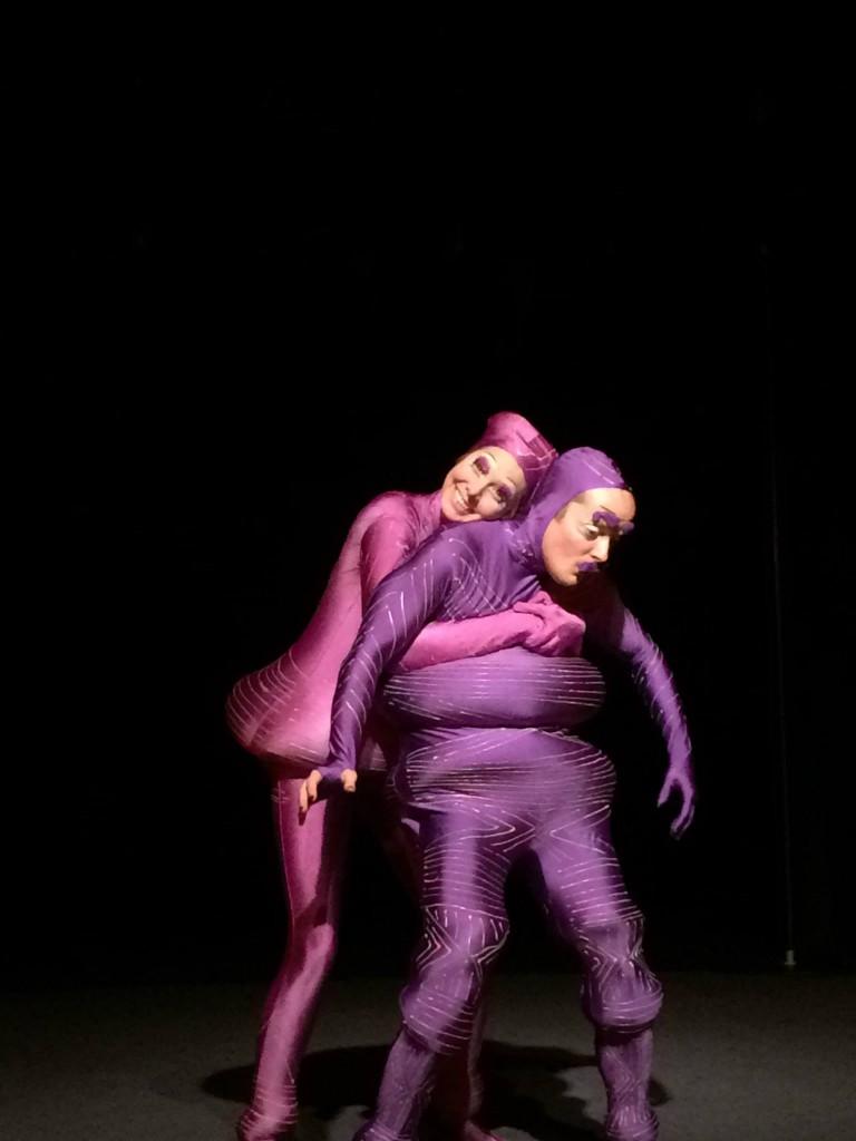 Molly Plunk and Dean Evans/Photo: Sylvia Hernandez DiStasi