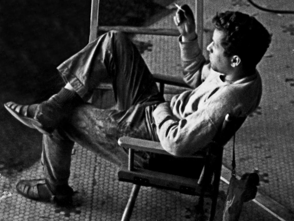 Paul Sills, circa 1955