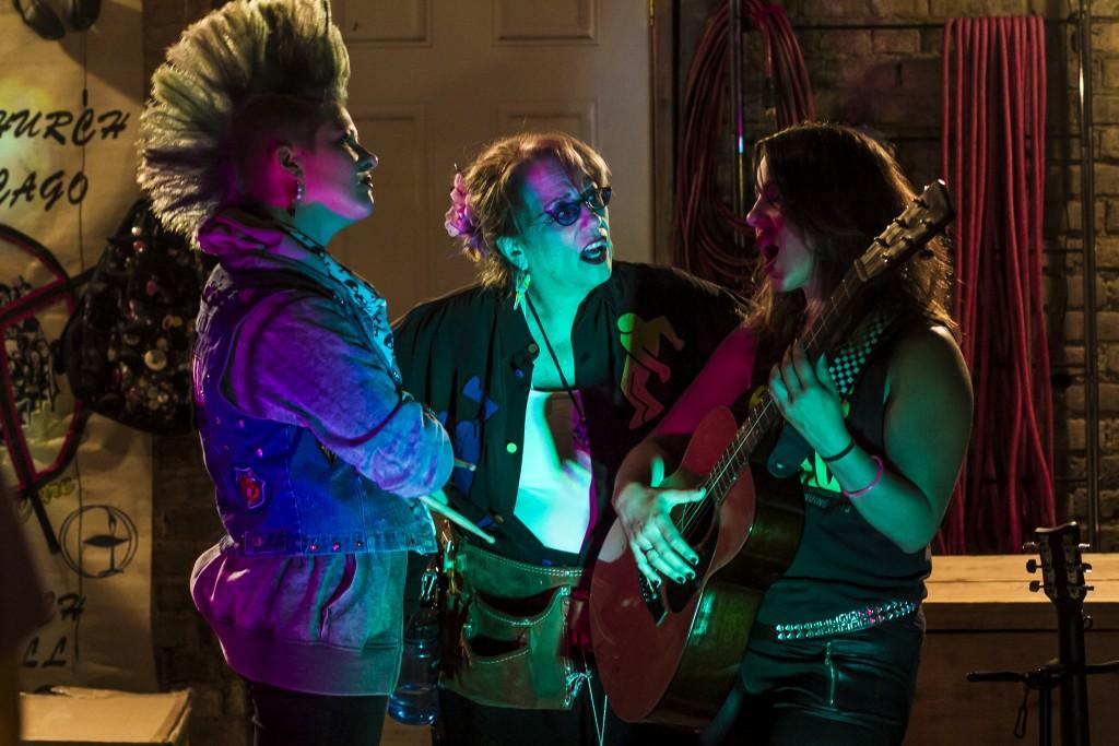 7. Mindy Kathy and Marissa Punk Punk_
