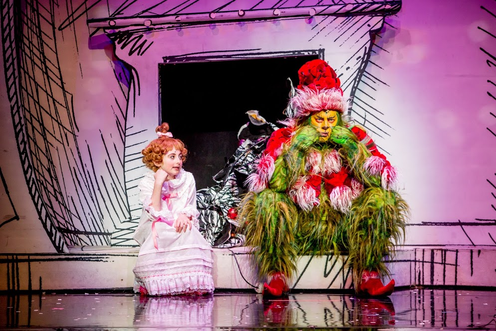 Review: Dr. Seuss' How The Grinch Stole Christmas! The Musical/MSG ...