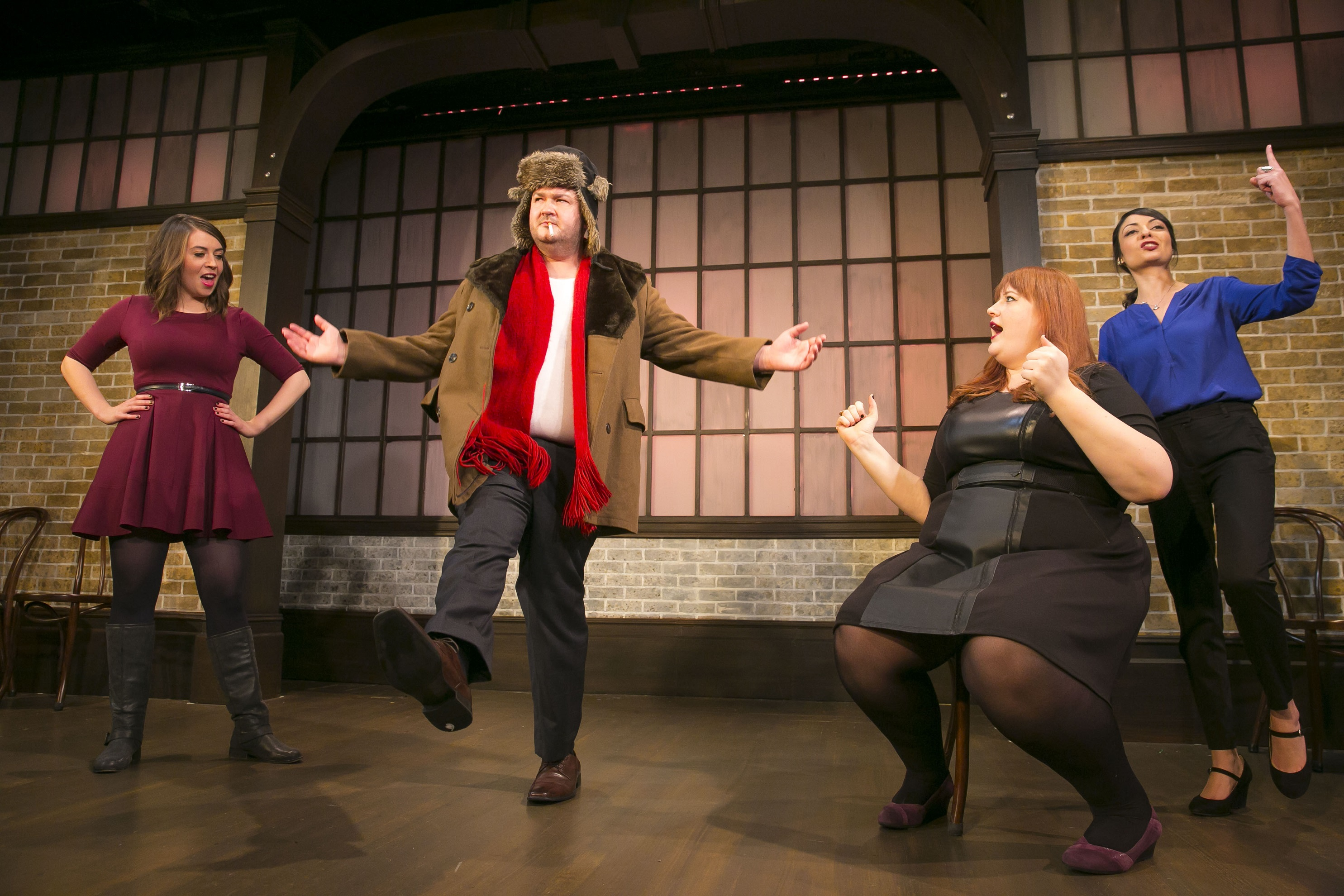 Review: Panic on Cloud 9/Second City